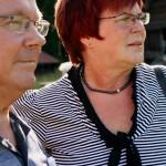 Erik med hustru IngBritt Hildingson. Foto: Anna Hildingson Edling