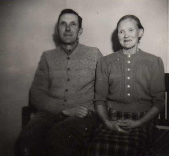 Hildings föräldrar Olle och Sally
