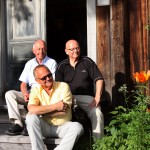 Lars Eric Ericsson, Erik Hildingson och Olle Hildingson