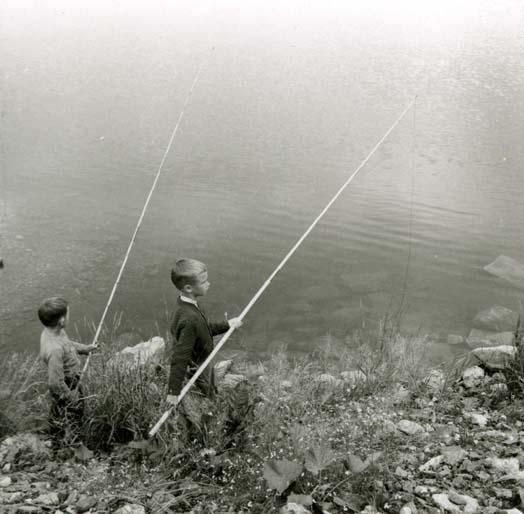 M 4 315: Metargrabb, Lit, 1959.Foto Hilding Mickelsson