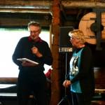 Vinnare av tipsfrågorna. Foto Anna Hildingson Edling