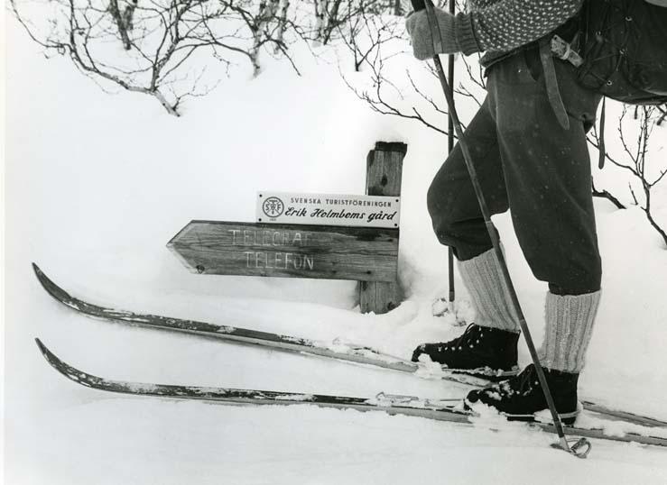 M 5 562:Lappland. Foto: Hilding Mickelsson