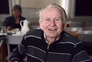 Filmaren Bernt Persson, Hudiksvall. Foto: Anna Hildingson Edling
