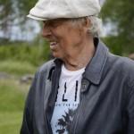 """Göran Berntståhls film om Hilding Mickelsson """"Bilder till Tusen"""" gjord av Göran & Lars Lööw, visades på Hildingdagen. """"2004-01-22 – Succe! Filmen """"Bilder till Tusen"""" om Hilding Mickelsson sågs av mer än en halv miljon svenskar. SVT:s mätningar säger att 525 000 personer valde filmen om Hilding i STV2 söndag 18 januari."""" Foto: Anna Hildingson Edling"""