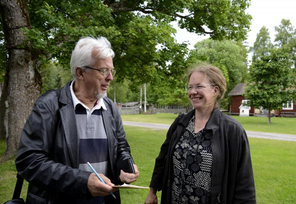 I år valde Gästrike-Hälsinge hembygdsförbund, som vanligtvis delar ut Hilding Mickelsson-stipendiet, att inte göra så, utan önskade sig fler ansökningar till nästa år. Foto Anna Hildingson Edling